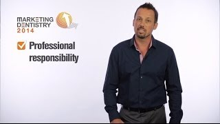 Marketing - A Professional Responsibility