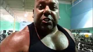 getlinkyoutube.com-6'4 340 pound badass Big Lenny will fight all challengers(calls out Mel Chancey)