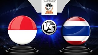 Live Streaming AFF U-19 Indonesia Vs Thailand