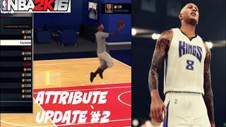 getlinkyoutube.com-NBA 2K16| Attribute update #2 | All signature style moves - Prettyboyfredo