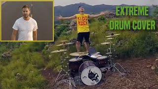 getlinkyoutube.com-Calvin Harris - Summer | Ikmal Tobing Extreme Drum Cover |