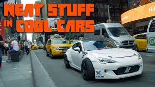 getlinkyoutube.com-We Took The Craziest Street-Legal Drift Car In The World To Times Square