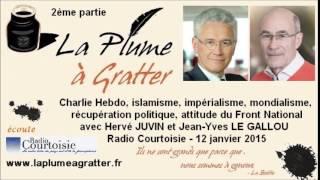 getlinkyoutube.com-Charlie Hebdo, islam, identité et mondialisation - Radio Courtoisie (12 janvier 2015) – 2ème partie