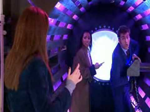 Doctor Who The poison Sky Scene 16