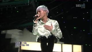 getlinkyoutube.com-G-DRAGON_0923_SBS Inkigayo_THAT XX(그 XX)