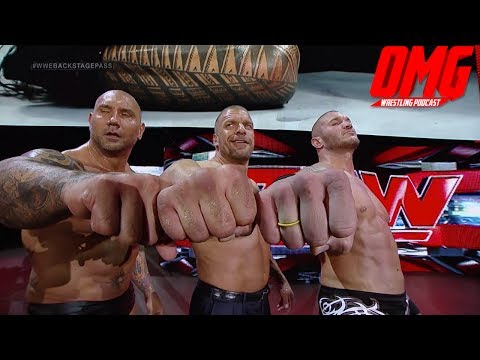 WWE Monday Night Raw 04/14/2014 - Evolution is a Mystery! - OMG Wrestling Podcast #23