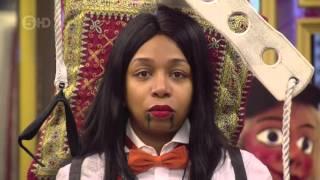 getlinkyoutube.com-Celebrity Big Brother UK 2016 - Highlights Show January 14