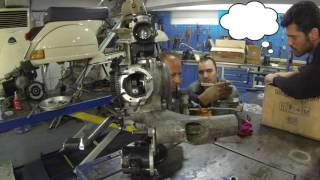 Vespa Px 221 Malossi Tuning and Xmax400 Race