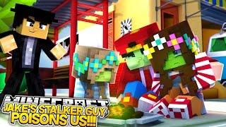 getlinkyoutube.com-Minecraft Adventure - JAKES SPY POISIONS OUR FAMILY!!!