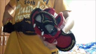 getlinkyoutube.com-Kamen Rider Kiva Demo: DX Dark Kivat Belt