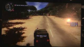 getlinkyoutube.com-Just Cause 2 preview gameplay (march 4th demo - 8min - french)