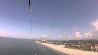 getlinkyoutube.com-Parasailing Siesta Key Florida