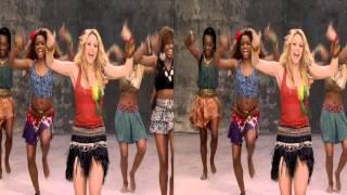 getlinkyoutube.com-Shakira Waka Waka 3D SBS The Official 2010 FIFA World Cup™ Song