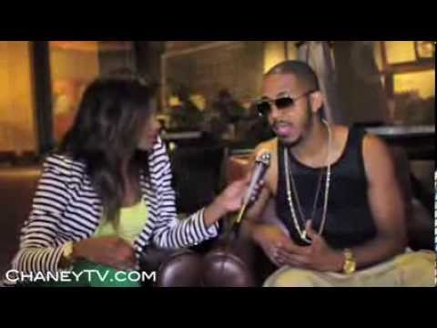 Marques Houston Interview w/ Chaney