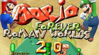 getlinkyoutube.com-Mario Forever Roman Worlds 2.0 preview