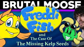 getlinkyoutube.com-Freddi Fish - brutalmoose ft. PeanutButterGamer