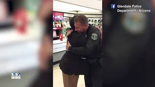 Cops Surprise 60-Year-Old Woman With Money After Wallet Was Stolen