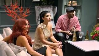 getlinkyoutube.com-Celebrity Apprentice - Clay & Lisa pull a prank  -   Blown Away E12