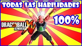 getlinkyoutube.com-TODAS LAS HABILIDADES de Dragon Ball Xenoverse