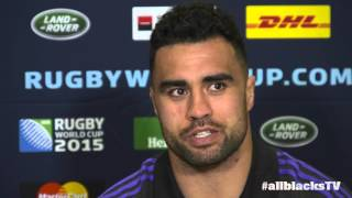 All Blacks name team to face Namibia | Rugby World Cup Video