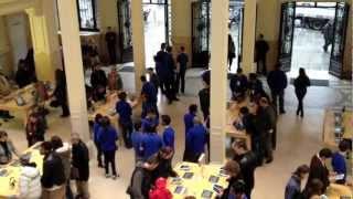 Tech15 Ep33 Apple Store Paris جولة في الأبل ستور باريس