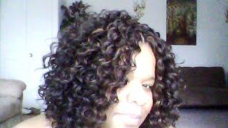 getlinkyoutube.com-Presto Curl Crochet / Latch hook