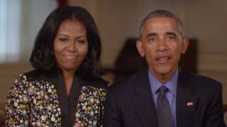 getlinkyoutube.com-What's Next from Barack and Michelle Obama