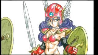 getlinkyoutube.com-スーパーファミコン版ドラゴンクエストⅢ特典資料