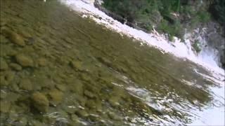 getlinkyoutube.com-Uno stupendo fine settimana di pesca a mosca nel torrente Trebbia a Gorreto (GE)