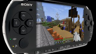getlinkyoutube.com-Minecraft para PSP