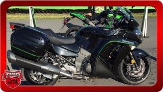 getlinkyoutube.com-2016 Kawasaki Concours 14 Motorcycle Review