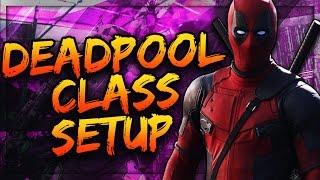 """DEADPOOL CLASS SETUP!"" Custom ""Deadpool"" Class Setup In Black Ops 3! (COD BO3 Custom Class)"