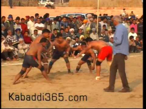 Bara Pind (Jalandhar) Kabaddi Tournament 20 Feb 2013 Part 4