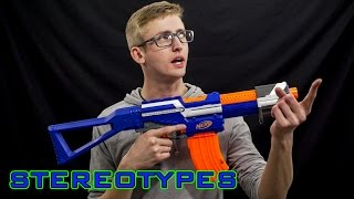 getlinkyoutube.com-NERF STEREOTYPES | THE FICKLE BUYER