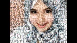 getlinkyoutube.com-Tutorial membuat Foto MOZAIK dengan Photoshop