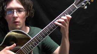 The Master Triads Exercise - The Triad Chord Scale Series