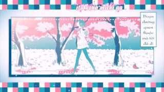 getlinkyoutube.com-[KITI Sub] Sakura-Colored Time Capsule (桜色タイムカプセル) - suzumu ft. GUMI (Vocaloid Vietsub)