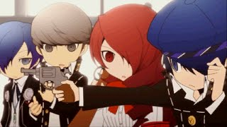 getlinkyoutube.com-Persona Q - P3 and P4 Cast Getting to Know Each Other