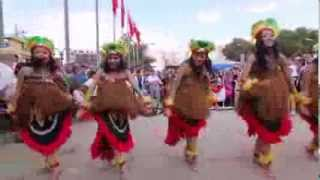 getlinkyoutube.com-Tari Kreasi Yospan (Yosim Pancar) - Papua (Afyonkarahisar Folk Dance Festival)