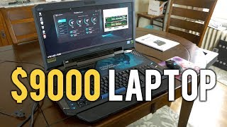 The World's Most Expensive GAMING Laptop!