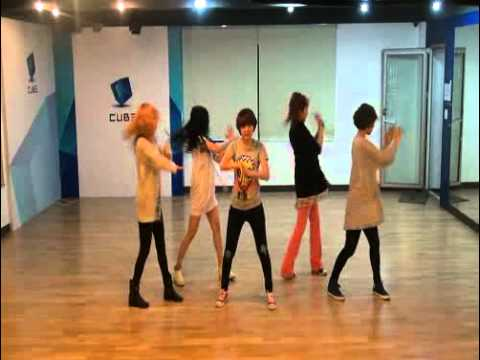 4minute - Mirror Mirror Dance Video 2/2
