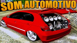 Som Automotivo - GTA Multiplayer