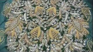 getlinkyoutube.com-Designer Indian Embroidery - A Look Inside A Workshop (Documentary Short)