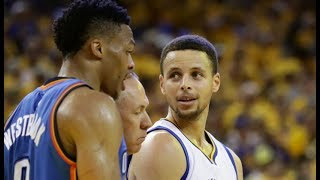 STEPHEN CURRY VS RUSSELL WESTBROOK 1 on 1 (Parody)