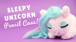 DIY Unicorn Pencil Case | DIY Back to School