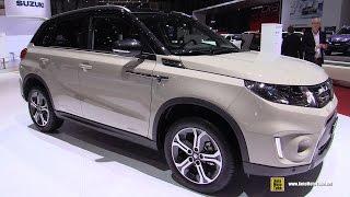 getlinkyoutube.com-2015 Suzuki Vitara 1.6 Sergio Cellano - Exterior, Interior Walkaround - 2015 Geneva Motor Show