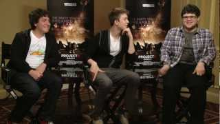 getlinkyoutube.com-'Project X' Interview with Thomas Mann, Oliver Cooper & JD Brown