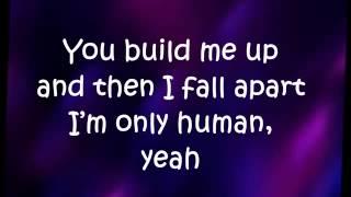 getlinkyoutube.com-Christina Perri -Human Lyrics