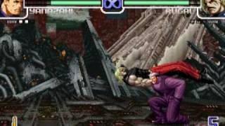getlinkyoutube.com-kof 2002 Yamazaki vs Rugal