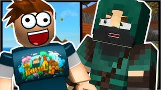 getlinkyoutube.com-MINECRAFT vs ROBLOX!? | Super Minecraft Maker